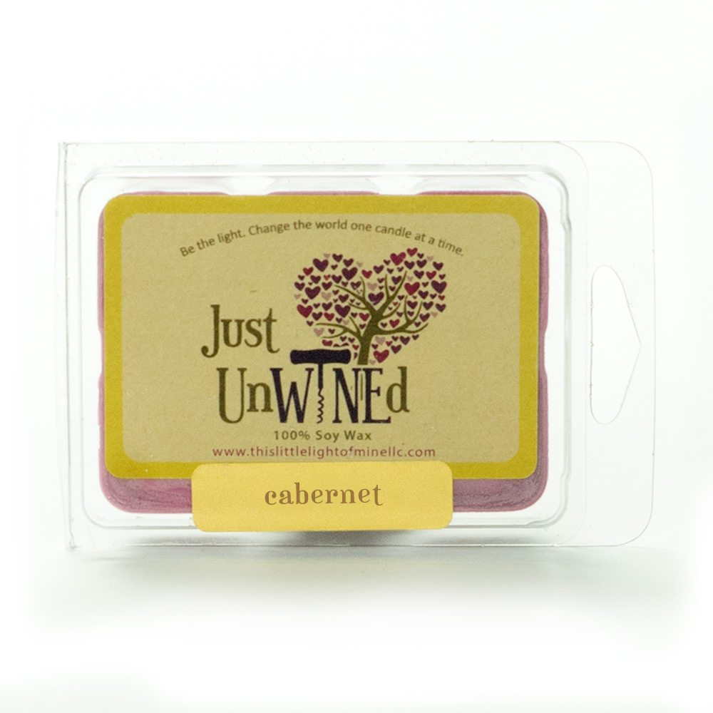 WINEd Down Clamshell Tart - Cabernet Sauvignon