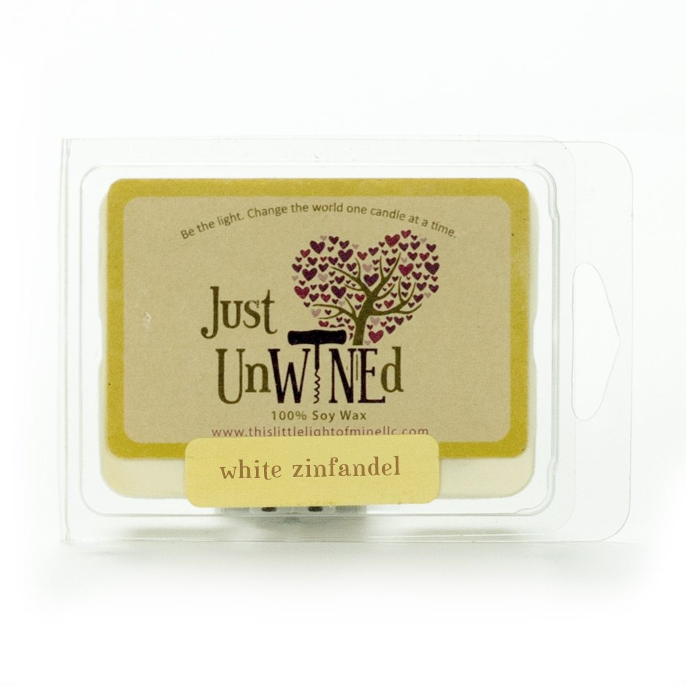 WINEd Down Clamshell Tart - White Zinfandel
