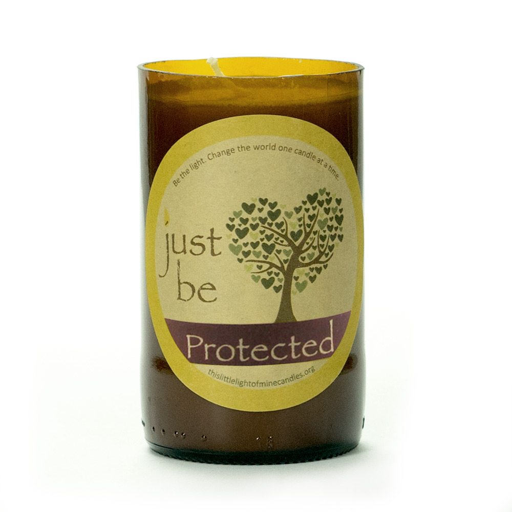 Just Be Protected - Cinnamon/Clove